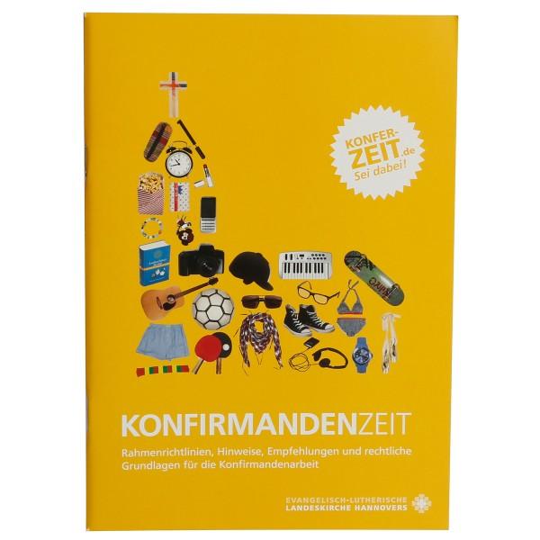 Konfirmandenzeit-Rahmenrichtlinien