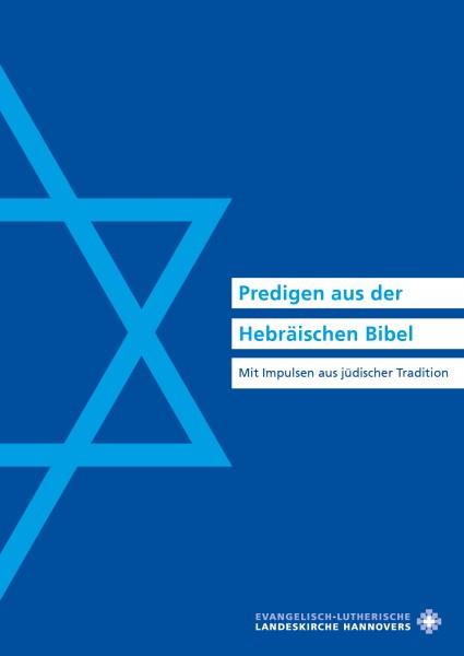 """Broschüre """"Predigen aus der Hebräischen Bibel"""""""
