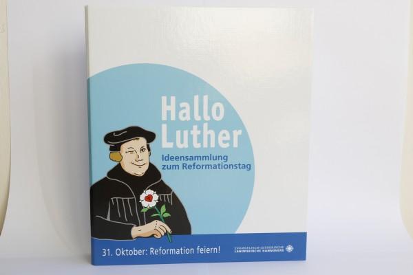 """Passwort zum Downloadbereich """"Hallo Luther""""-Ideensammlung"""