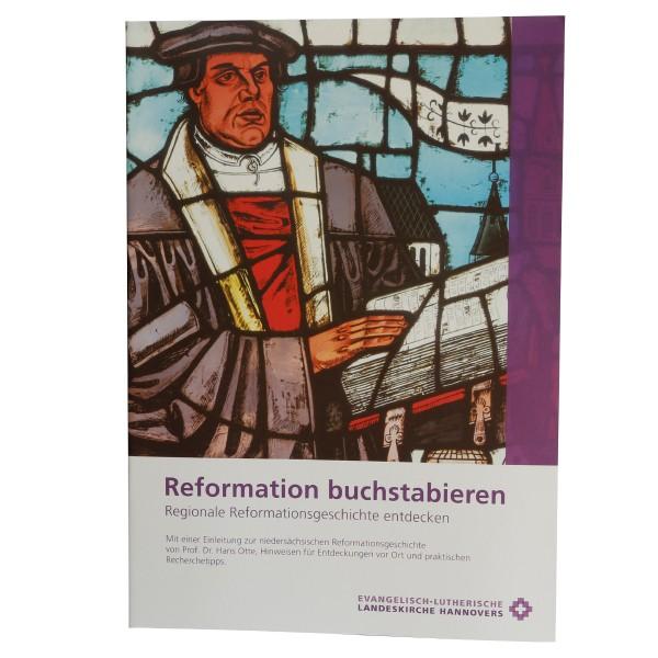Reformation buchstabieren