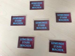 Magnete - Gemeinde stark machen